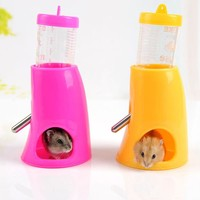 Bunny Drinking Water Bottle Rabbit Pigs Hamster Mice Rats Gerbils Parrot 1pc