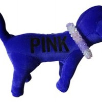 Victoria's Secret Pink Official Violet Plush Dog  at 25% off on Tradesy