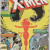 Uncanny X-Men, V1, 125.  NM. Sept 1979.  Marvel Comics Group.