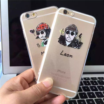 Hot Sale Cute Stylish Hot Deal Iphone 6/6s On Sale Simple Design Iphone Soft Phone Case [6034115777]