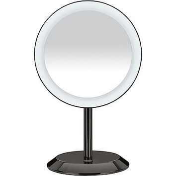 Black Chrome 5X LED Mirror | Ulta Beauty