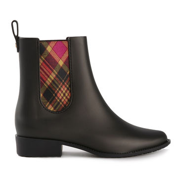 Vivienne Westwood Anglomania + Melissa / 'Riding' Boots Black