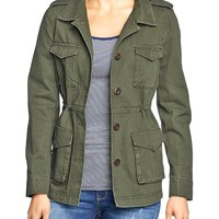Women's Military-Style Jackets