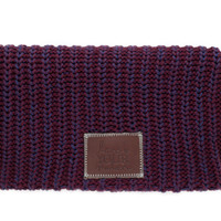 Burgundy and Navy Beanie | Love Your Melon