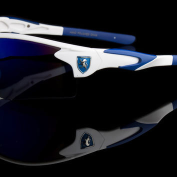"""Wraparound Winter/Sport/Cycling Wind Resistant Sunglasses """"Fusion"""""""