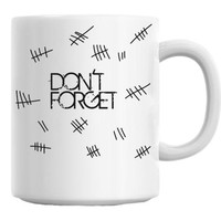 DCCKU7Q Doctor Who Don't Forget Mug