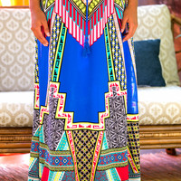 Flying Tomato Printed Maxi Skirts - 5 Color Options!