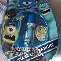 Monsters University Duo Lip Balm In Mini Back Cosmetic Back Pack