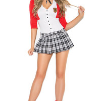 EM-9113 Dean List Diva - School girl costume