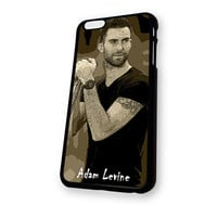 Adam Levine Back White iPhone 6 case
