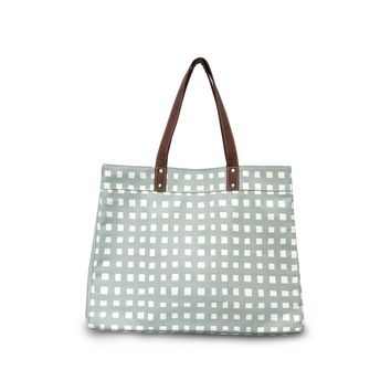 NEW! Carryall Tote - Flores