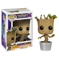 POP! Marvel Guardians of the Galaxy Vinyl Bobble - Head - Dancing Groot