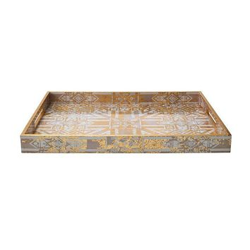 Large Distressed Tray