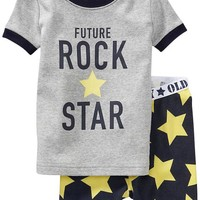 """Old Navy """"Future Rock Star"""" PJ Sets For Baby"""