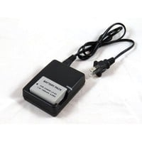 Charger LC-E5E and Battery LP-E5 for Canon Kiss F, Kiss X2, Kiss X3, Rebel XS - Walmart.com