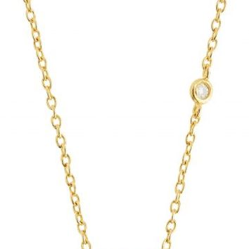 Gold Elephant Necklace | Calypso St. Barth