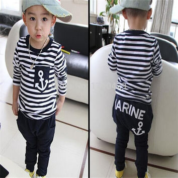 Casual Boys Clothing Set