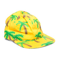10 Deep: Locals Only 6 Panel Hat - Yellow