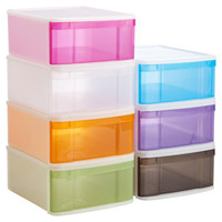 Large Tint Stacking Drawer