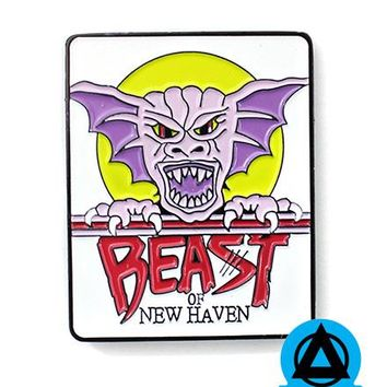 American Hockey League - Beast Of New Haven Pin