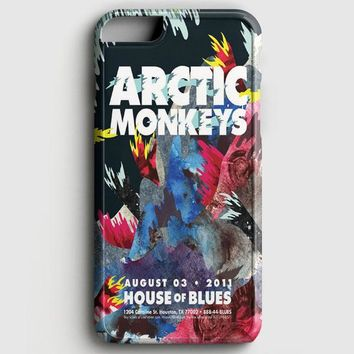 Arctic Monkeys 2013,50 Logo iPhone 7 Case
