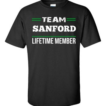 Team SANFORD Lifetime Member - Unisex Tshirt