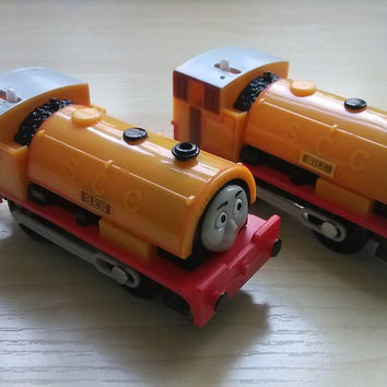 new Electric Thomas and friend Trackmaster engine Motorized train Children child kids plastic toys gift BEN and BILL