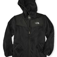 The North Face 'Oso' Plush Fleece Hooded Jacket (Big Girls)   Nordstrom