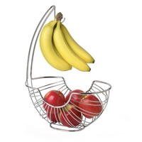 Elipse Fruit Bowl with Banana Hanger