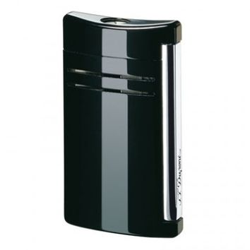 S.T. Dupont MaxiJet Black Gloss Torch Flame Lighter