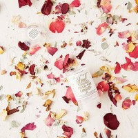 Thimblepress Floral Push Pop Confetti