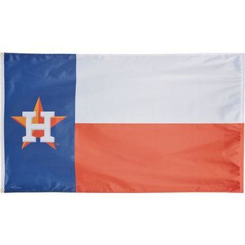 HOUSTON ASTROS DELUXE 3' X 5' FLAG