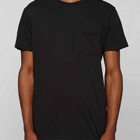 SkarGorn #31 Solid Pocket Tee- Black