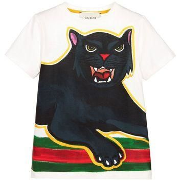 GUCCI boy t-shirts