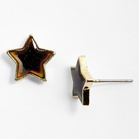 Women's Topshop Mood Star Stud Earrings