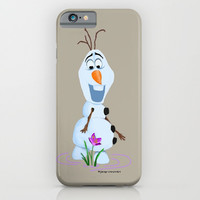 Out for a Walk iPhone & iPod Case by Jaclyn Celeste
