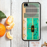 Vintage Radio in Minty Green. iPhone 4 // 4s // 5 // 5s // 5c