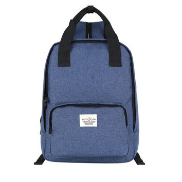 Unisex Oxford College Backpack Daypack Laptop Travel Sport Bookbag