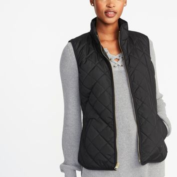 Lightweight Quilted Vest for Women | Old Navy