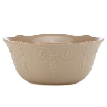 Lenox® French Perle All-Purpose Bowl in Latte