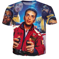 "Logic ""the incredible true story"" T-shirt"