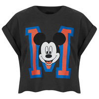 Mickey M Crop Tee - New In This Week - New In - Topshop