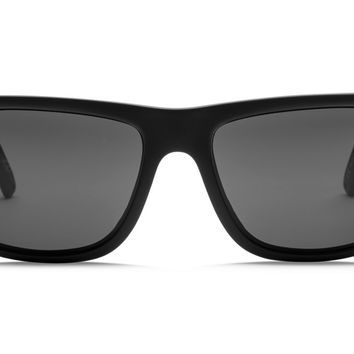 Electric - Swingarm S Matte Black Sunglasses, OHM Grey Lenses