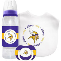 Minnesota Vikings NFL Baby Gift Set
