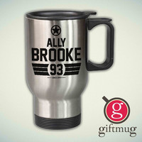 Ally Brooke Fifth Harmony 14oz Stainless Steel Travel Mug