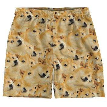 Doge Weekend Shorts