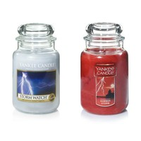 Storm Chaser Yankee Candle Set