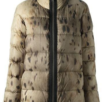 Moncler Gamme Rouge Printed Padded Jacket
