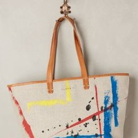 Clare V. Art Informel Tote in Assorted Size: One Size Bags