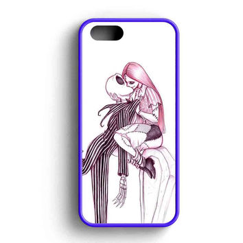 Jack And Sally Kiss iPhone 5 Case Available for iPhone 5 Case iPhone 5s Case iPhone 5c Case iPhone 4 Case